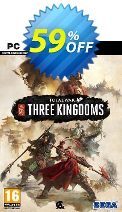 Total War: Three Kingdoms PC - EU  Coupon discount Total War: Three Kingdoms PC (EU) Deal - Total War: Three Kingdoms PC (EU) Exclusive offer for iVoicesoft