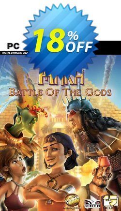 Ankh 3 Battle of the Gods PC Coupon, discount Ankh 3 Battle of the Gods PC Deal. Promotion: Ankh 3 Battle of the Gods PC Exclusive offer for iVoicesoft