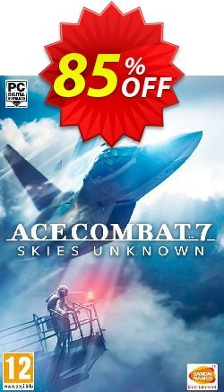 Ace Combat 7: Skies Unknown PC Coupon discount Ace Combat 7: Skies Unknown PC Deal - Ace Combat 7: Skies Unknown PC Exclusive offer for iVoicesoft