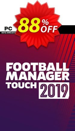 Football Manager Touch 2019 PC - EU  Coupon discount Football Manager Touch 2021 PC (EU) Deal - Football Manager Touch 2021 PC (EU) Exclusive offer for iVoicesoft