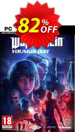 Wolfenstein: Youngblood PC Coupon discount Wolfenstein: Youngblood PC Deal - Wolfenstein: Youngblood PC Exclusive offer for iVoicesoft