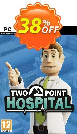 Two Point Hospital PC - EU  Coupon, discount Two Point Hospital PC (EU) Deal. Promotion: Two Point Hospital PC (EU) Exclusive offer for iVoicesoft