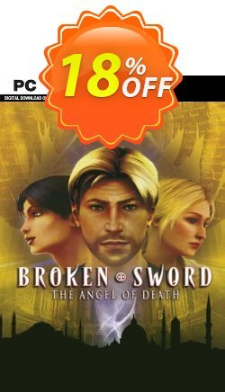 Broken Sword 4 the Angel of Death PC Coupon, discount Broken Sword 4 the Angel of Death PC Deal. Promotion: Broken Sword 4 the Angel of Death PC Exclusive offer for iVoicesoft