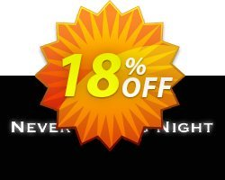 Never Ending Night PC Coupon discount Never Ending Night PC Deal - Never Ending Night PC Exclusive offer for iVoicesoft