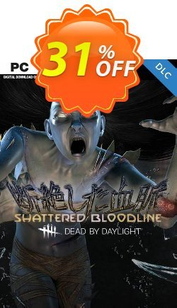 Dead by Daylight PC - Shattered Bloodline DLC Coupon discount Dead by Daylight PC - Shattered Bloodline DLC Deal - Dead by Daylight PC - Shattered Bloodline DLC Exclusive offer for iVoicesoft