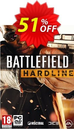 Battlefield Hardline PC Coupon, discount Battlefield Hardline PC Deal. Promotion: Battlefield Hardline PC Exclusive offer for iVoicesoft