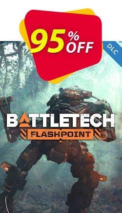Battletech Flashpoint DLC PC Coupon, discount Battletech Flashpoint DLC PC Deal. Promotion: Battletech Flashpoint DLC PC Exclusive offer for iVoicesoft