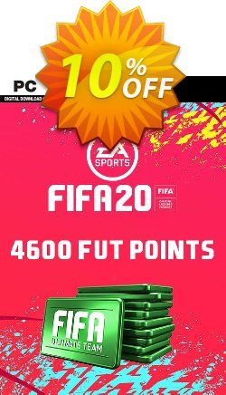 FIFA 20 Ultimate Team - 4600 FIFA Points PC Coupon discount FIFA 20 Ultimate Team - 4600 FIFA Points PC Deal - FIFA 20 Ultimate Team - 4600 FIFA Points PC Exclusive offer for iVoicesoft