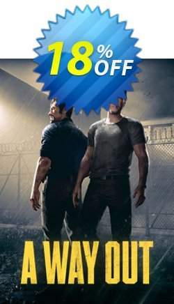 A Way Out PC Coupon, discount A Way Out PC Deal. Promotion: A Way Out PC Exclusive offer for iVoicesoft