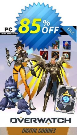 Overwatch PC - Cross-Game Digital Goodies DLC Coupon, discount Overwatch PC - Cross-Game Digital Goodies DLC Deal. Promotion: Overwatch PC - Cross-Game Digital Goodies DLC Exclusive offer for iVoicesoft