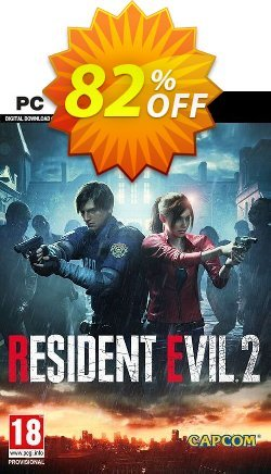 Resident Evil 2 / Biohazard RE:2 PC - EMEA  Coupon discount Resident Evil 2 / Biohazard RE:2 PC (EMEA) Deal - Resident Evil 2 / Biohazard RE:2 PC (EMEA) Exclusive offer for iVoicesoft