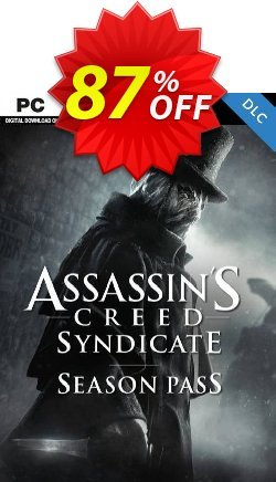 Assassin's Creed Syndicate - Season Pass PC Coupon discount Assassin's Creed Syndicate - Season Pass PC Deal - Assassin's Creed Syndicate - Season Pass PC Exclusive offer for iVoicesoft
