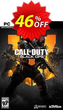 Call of Duty - COD Black Ops 4 PC Coupon discount Call of Duty (COD) Black Ops 4 PC Deal. Promotion: Call of Duty (COD) Black Ops 4 PC Exclusive offer for iVoicesoft