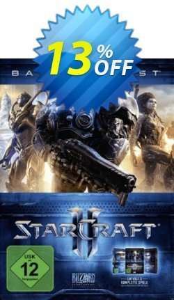 Starcraft 2 Battle Chest 2.0 PC Coupon, discount Starcraft 2 Battle Chest 2.0 PC Deal. Promotion: Starcraft 2 Battle Chest 2.0 PC Exclusive offer for iVoicesoft