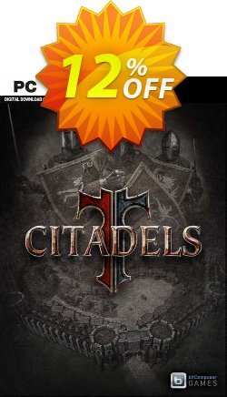 Citadels PC Coupon, discount Citadels PC Deal. Promotion: Citadels PC Exclusive offer for iVoicesoft