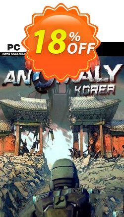 Anomaly Korea PC Coupon discount Anomaly Korea PC Deal - Anomaly Korea PC Exclusive offer for iVoicesoft