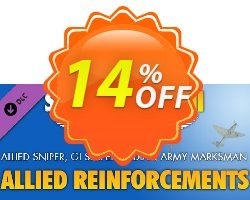 Sniper Elite 3 Allied Reinforcements Outfit Pack PC Coupon discount Sniper Elite 3 Allied Reinforcements Outfit Pack PC Deal - Sniper Elite 3 Allied Reinforcements Outfit Pack PC Exclusive offer for iVoicesoft