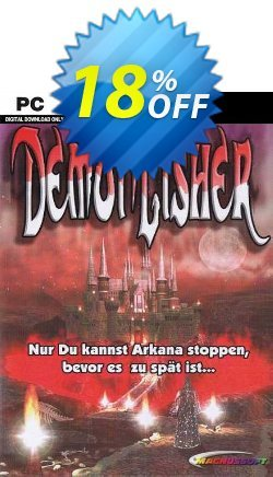 Demonlisher PC Coupon, discount Demonlisher PC Deal. Promotion: Demonlisher PC Exclusive offer for iVoicesoft