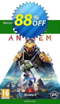Anthem Xbox One Coupon discount Anthem Xbox One Deal. Promotion: Anthem Xbox One Exclusive offer for iVoicesoft