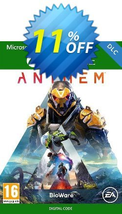 Anthem Xbox One DLC Coupon discount Anthem Xbox One DLC Deal. Promotion: Anthem Xbox One DLC Exclusive offer for iVoicesoft