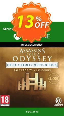 Assassins Creed Odyssey Helix Credits Medium Pack Xbox One Coupon discount Assassins Creed Odyssey Helix Credits Medium Pack Xbox One Deal - Assassins Creed Odyssey Helix Credits Medium Pack Xbox One Exclusive offer for iVoicesoft