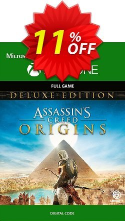 Assassins Creed Origins Deluxe Edition Xbox One Coupon discount Assassins Creed Origins Deluxe Edition Xbox One Deal - Assassins Creed Origins Deluxe Edition Xbox One Exclusive offer for iVoicesoft