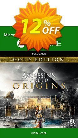 Assassins Creed Origins Gold Edition Xbox One Coupon discount Assassins Creed Origins Gold Edition Xbox One Deal - Assassins Creed Origins Gold Edition Xbox One Exclusive offer for iVoicesoft