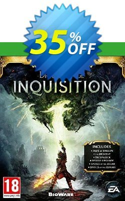 Dragon Age Inquisition: Game of the Year Xbox One - Digital Code Coupon discount Dragon Age Inquisition: Game of the Year Xbox One - Digital Code Deal - Dragon Age Inquisition: Game of the Year Xbox One - Digital Code Exclusive offer for iVoicesoft