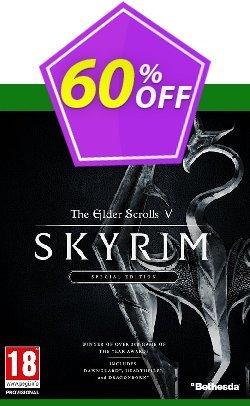 Elder Scrolls V 5 Skyrim Special Edition Xbox One Coupon discount Elder Scrolls V 5 Skyrim Special Edition Xbox One Deal. Promotion: Elder Scrolls V 5 Skyrim Special Edition Xbox One Exclusive offer for iVoicesoft