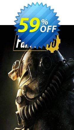 Fallout 76 Xbox One Coupon, discount Fallout 76 Xbox One Deal. Promotion: Fallout 76 Xbox One Exclusive offer for iVoicesoft
