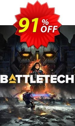 Battletech PC Coupon, discount Battletech PC Deal. Promotion: Battletech PC Exclusive offer for iVoicesoft