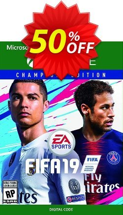 Fifa 19 Champions Edition Xbox One Coupon discount Fifa 19 Champions Edition Xbox One Deal - Fifa 19 Champions Edition Xbox One Exclusive offer for iVoicesoft