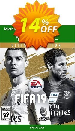 Fifa 19 Ultimate Edition Xbox One Coupon discount Fifa 19 Ultimate Edition Xbox One Deal - Fifa 19 Ultimate Edition Xbox One Exclusive offer for iVoicesoft