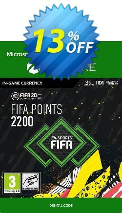 FIFA 20 - 2200 FUT Points Xbox One Coupon discount FIFA 20 - 2200 FUT Points Xbox One Deal - FIFA 20 - 2200 FUT Points Xbox One Exclusive offer for iVoicesoft