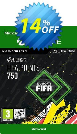FIFA 20 - 750 FUT Points Xbox One Coupon discount FIFA 20 - 750 FUT Points Xbox One Deal - FIFA 20 - 750 FUT Points Xbox One Exclusive offer for iVoicesoft