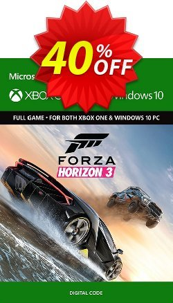 Forza Horizon 3 Xbox One/PC Coupon discount Forza Horizon 3 Xbox One/PC Deal - Forza Horizon 3 Xbox One/PC Exclusive offer for iVoicesoft