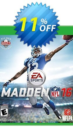 Madden NFL 16 Xbox One - Digital Code Coupon discount Madden NFL 16 Xbox One - Digital Code Deal - Madden NFL 16 Xbox One - Digital Code Exclusive offer for iVoicesoft