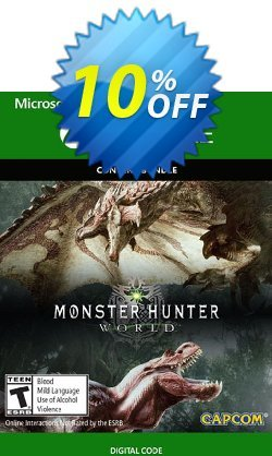 Monster Hunter: World - Deluxe Edition Xbox One Coupon discount Monster Hunter: World - Deluxe Edition Xbox One Deal - Monster Hunter: World - Deluxe Edition Xbox One Exclusive offer for iVoicesoft