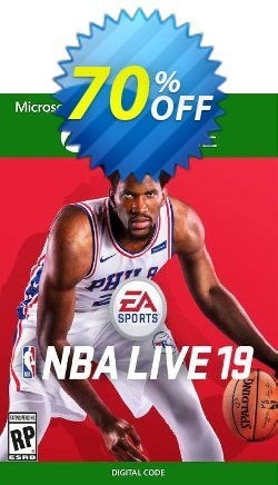 NBA Live 19 Xbox One Coupon discount NBA Live 19 Xbox One Deal - NBA Live 19 Xbox One Exclusive offer for iVoicesoft