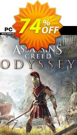 Assassins Creed Odyssey PC Coupon, discount Assassins Creed Odyssey PC Deal. Promotion: Assassins Creed Odyssey PC Exclusive offer for iVoicesoft