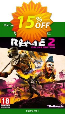 Rage 2 Deluxe Edition Xbox One Coupon discount Rage 2 Deluxe Edition Xbox One Deal - Rage 2 Deluxe Edition Xbox One Exclusive offer for iVoicesoft