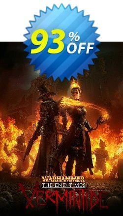 Warhammer: End Times - Vermintide PC Coupon, discount Warhammer: End Times - Vermintide PC Deal. Promotion: Warhammer: End Times - Vermintide PC Exclusive offer for iVoicesoft