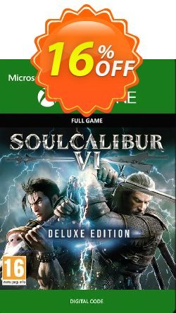 Soulcalibur VI 6 Deluxe Edition Xbox One Coupon discount Soulcalibur VI 6 Deluxe Edition Xbox One Deal - Soulcalibur VI 6 Deluxe Edition Xbox One Exclusive offer for iVoicesoft