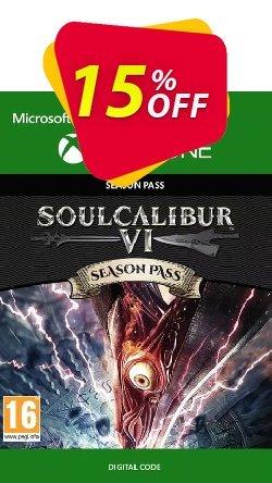 Soulcalibur VI 6 Season Pass Xbox One Coupon discount Soulcalibur VI 6 Season Pass Xbox One Deal - Soulcalibur VI 6 Season Pass Xbox One Exclusive offer for iVoicesoft