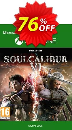Soulcalibur VI 6 Xbox One Coupon discount Soulcalibur VI 6 Xbox One Deal. Promotion: Soulcalibur VI 6 Xbox One Exclusive offer for iVoicesoft