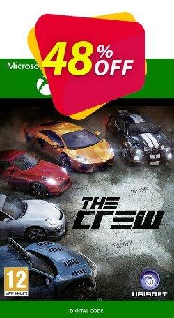 The Crew Xbox One Coupon discount The Crew Xbox One Deal - The Crew Xbox One Exclusive offer for iVoicesoft