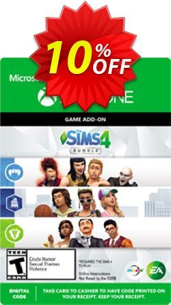 The Sims 4 - Extra Content Starter Bundle Xbox One Coupon discount The Sims 4 - Extra Content Starter Bundle Xbox One Deal - The Sims 4 - Extra Content Starter Bundle Xbox One Exclusive offer for iVoicesoft