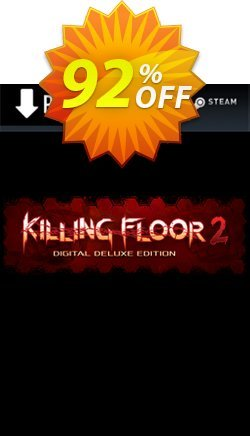 Killing Floor 2 Digital Deluxe Edition PC Coupon, discount Killing Floor 2 Digital Deluxe Edition PC Deal. Promotion: Killing Floor 2 Digital Deluxe Edition PC Exclusive offer for iVoicesoft