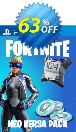 Fortnite Neo Versa + 2000 V-Bucks PS4 - EU  Coupon discount Fortnite Neo Versa + 2000 V-Bucks PS4 (EU) Deal - Fortnite Neo Versa + 2000 V-Bucks PS4 (EU) Exclusive offer for iVoicesoft