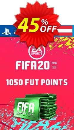1050 FIFA 20 Ultimate Team Points PS4 - Austria  Coupon discount 1050 FIFA 20 Ultimate Team Points PS4 (Austria) Deal - 1050 FIFA 20 Ultimate Team Points PS4 (Austria) Exclusive offer for iVoicesoft